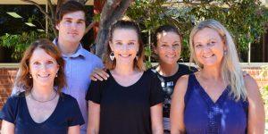 New Teaching Staff