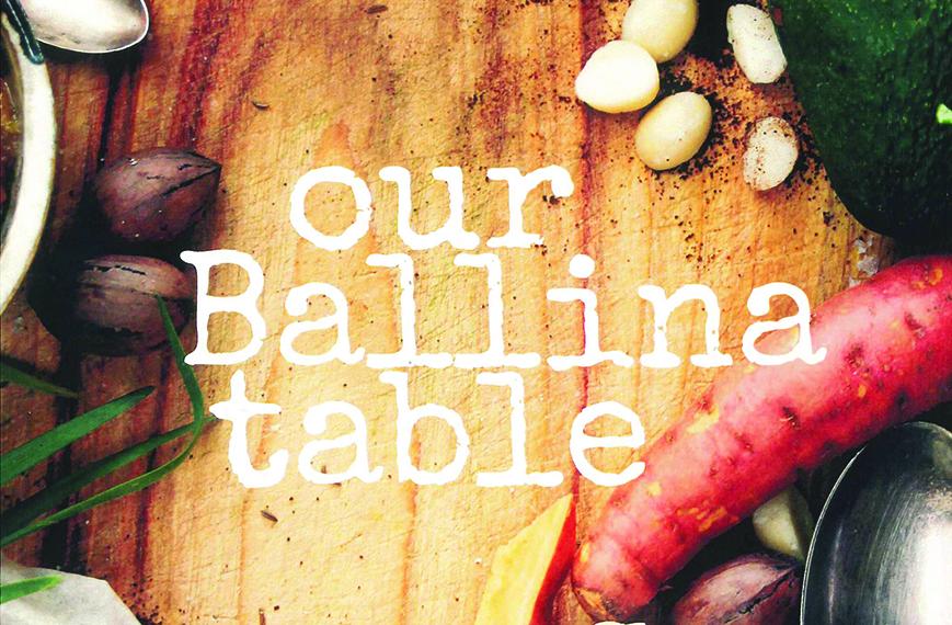 our ballina table