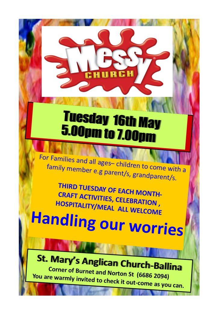 Poster May