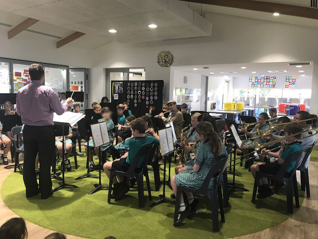 Primary Band