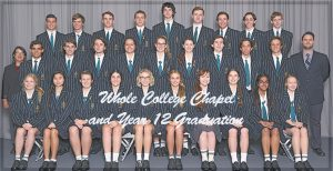 Whole College Chapel and Year 12 Graduation