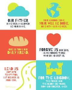 5A Lords Prayer