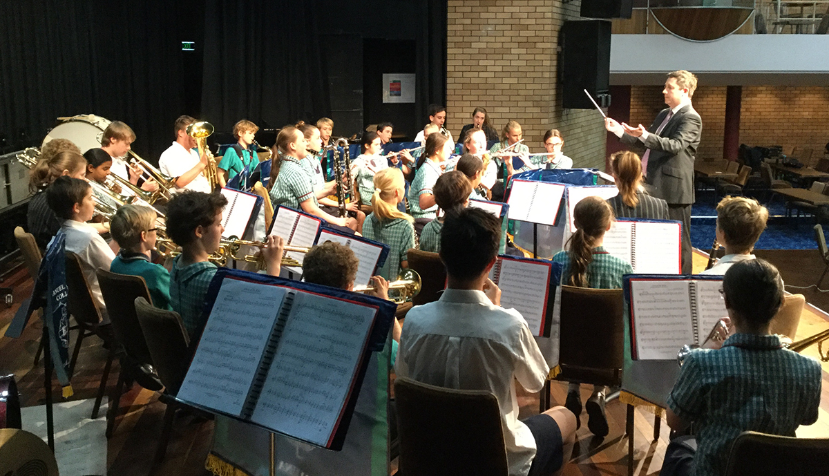 Secondary Concert Band