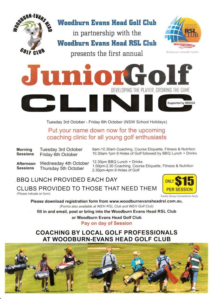 Woodburn-Evans Head Golf Clinic (1)