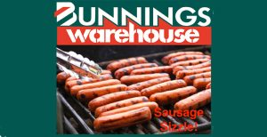 Sausage Sizzle – 4 November