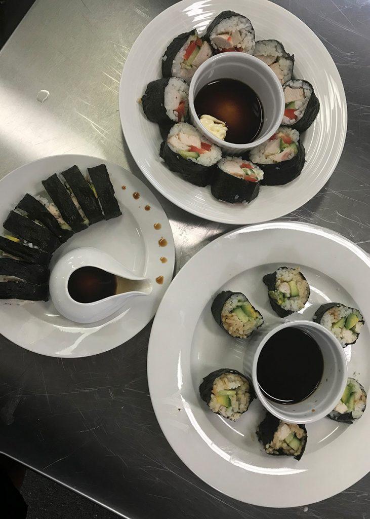 Hospr-Sushi