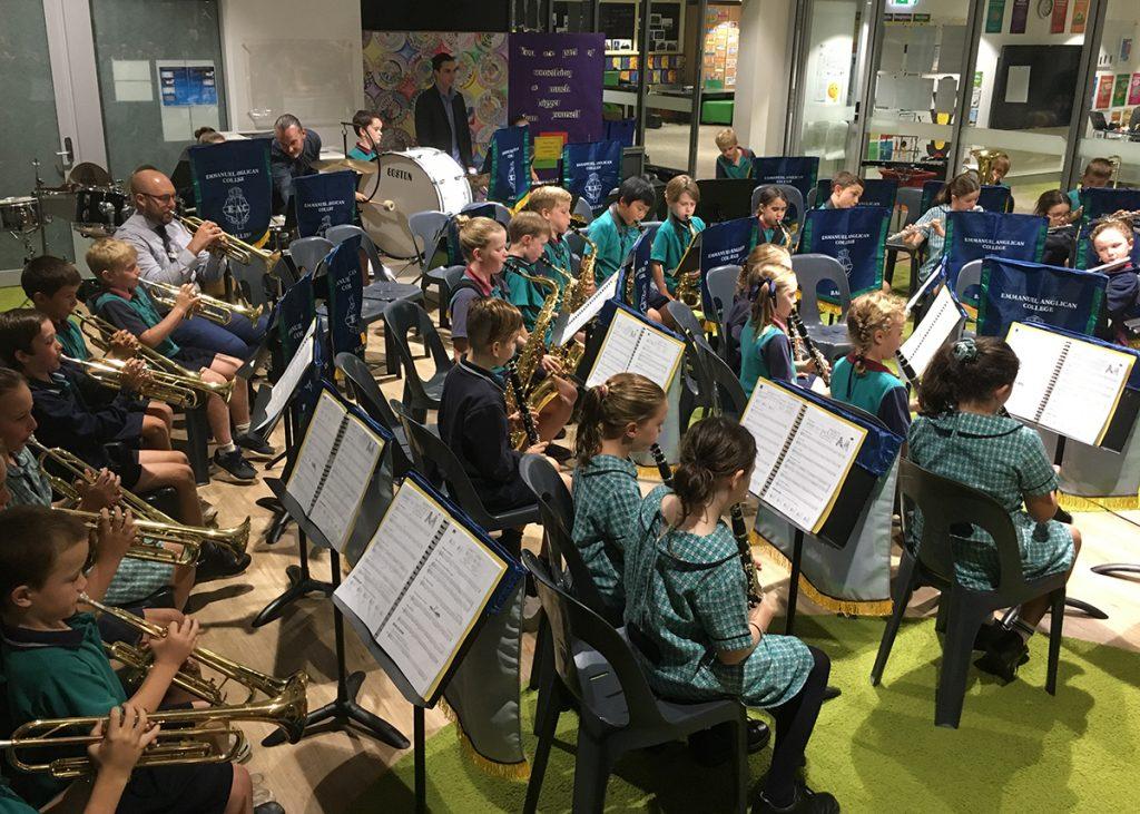 Development Concert Band