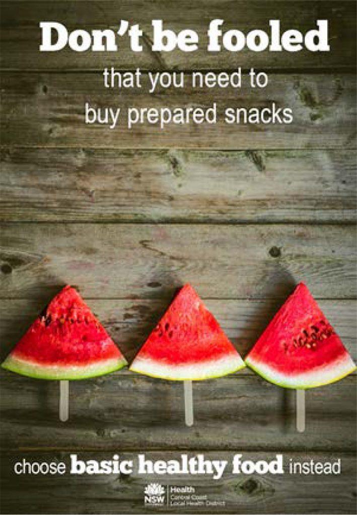 Parent Snippet watermelon