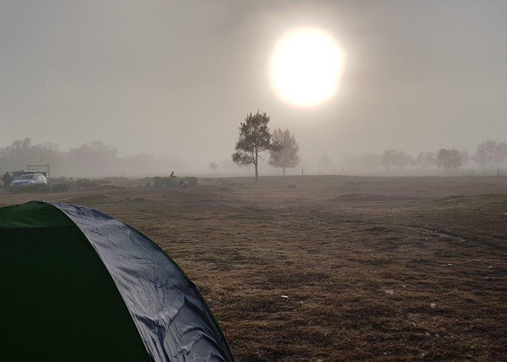 Silver DofE early morning