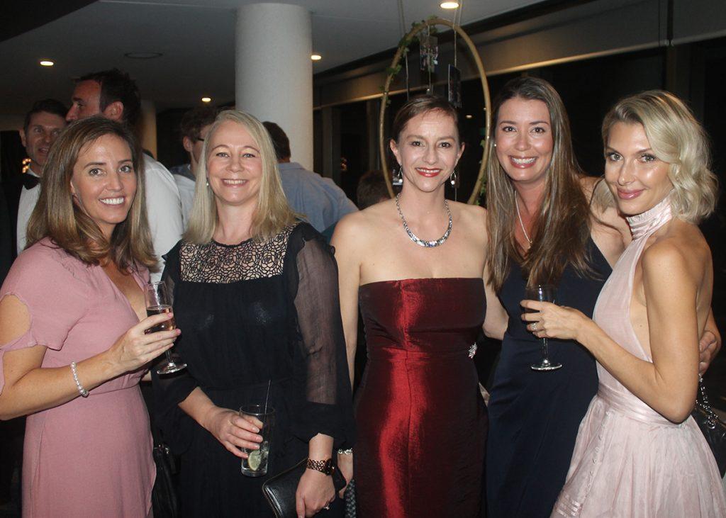 Gala Dinner Ladies