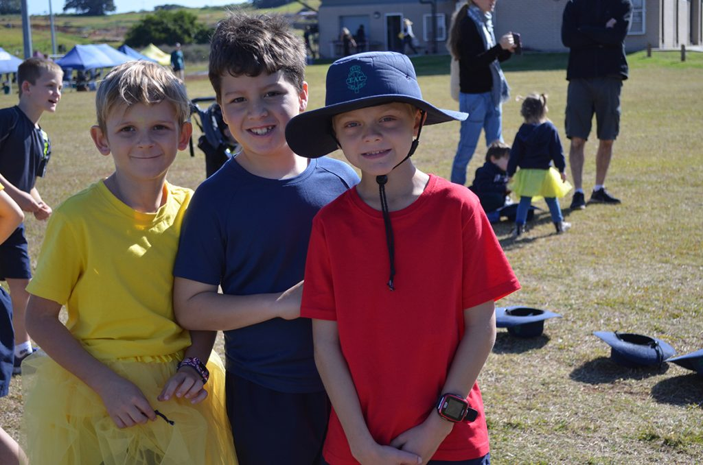 Primary 3 boys