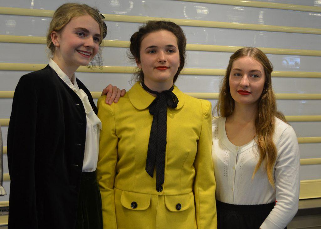 WWII girls 2
