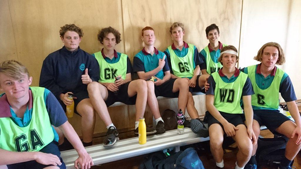 Netball Boys
