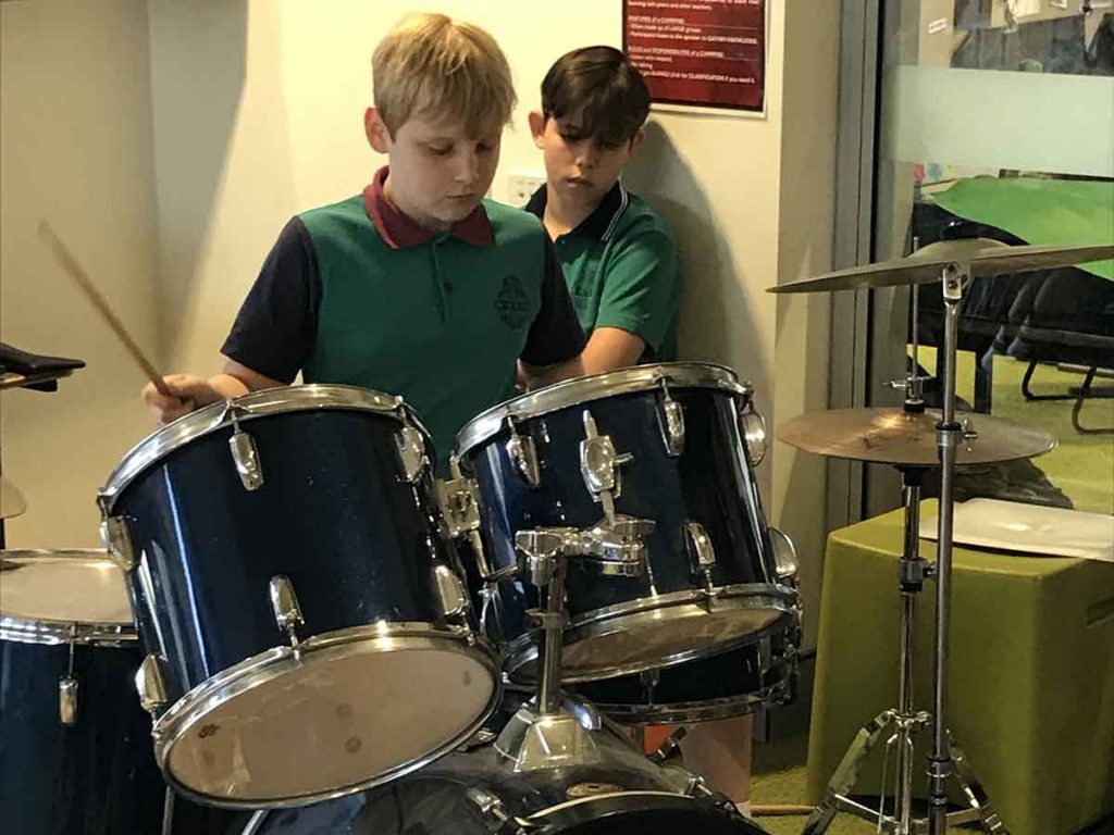 Primary Kade drums