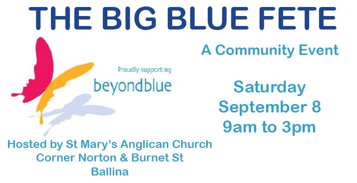 The Big Blue Fete