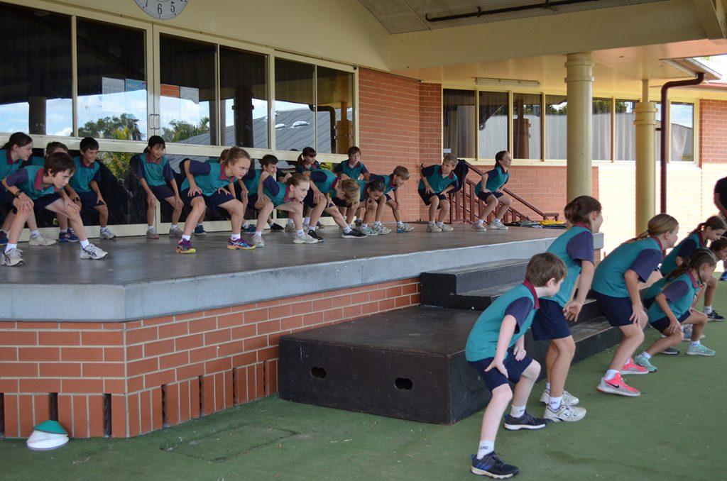 Dance Primary