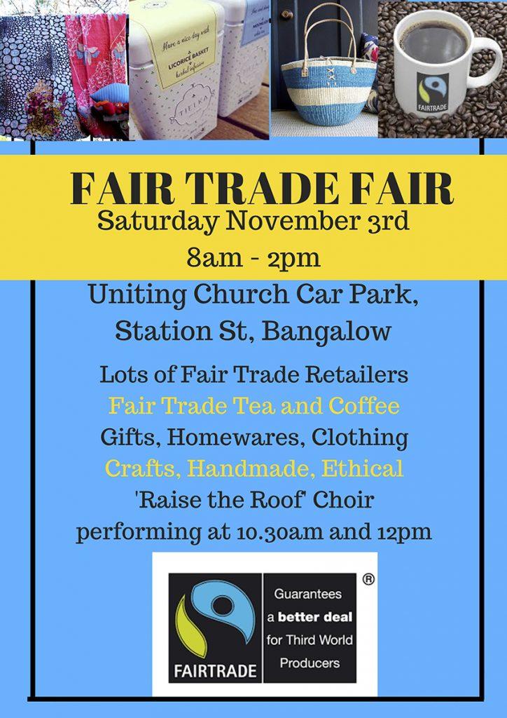 Fair Trade Fair Bangalow 2018