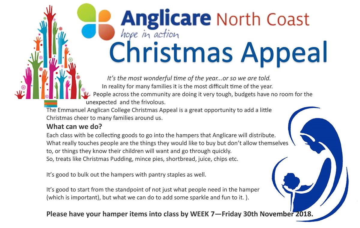 Anglicare Christmas appeal 2018 (1)