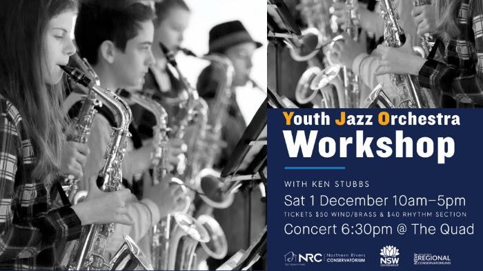 Youth Jazz Orchestra Workshop 2018