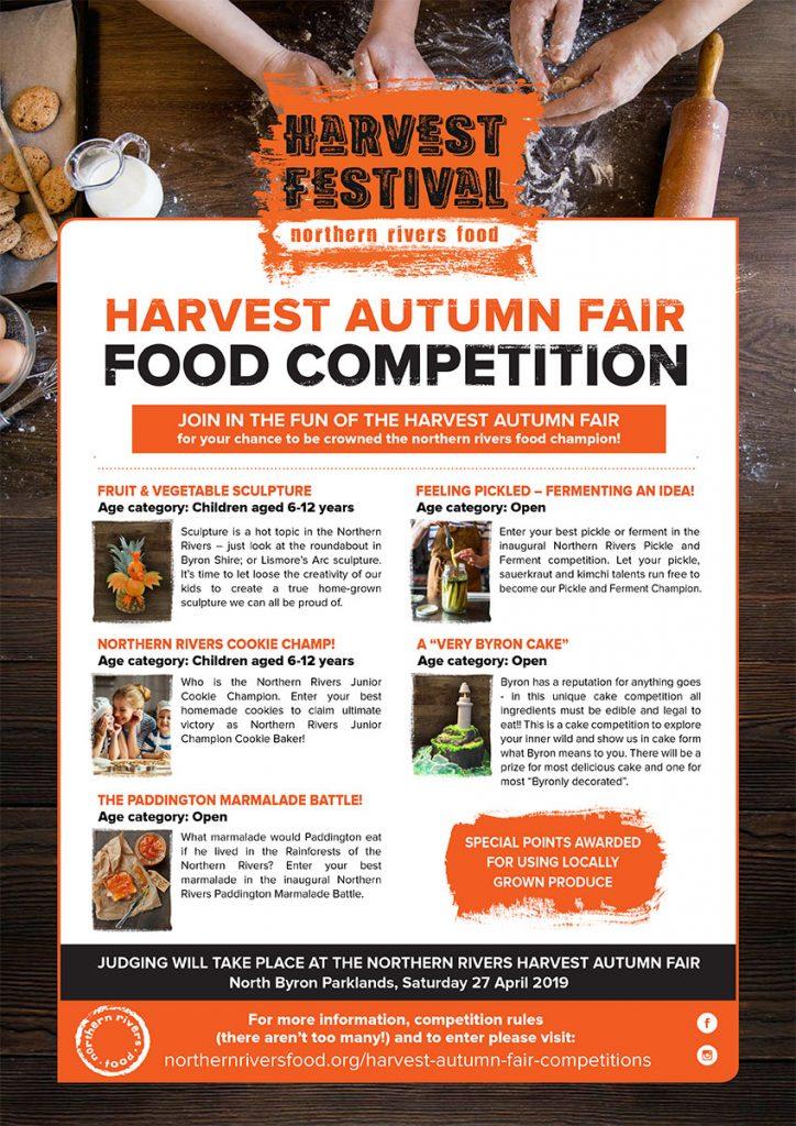 Brookfarm-Poster---2019-NRF-Harvest-Fest-A3-Food-Competition-LR-