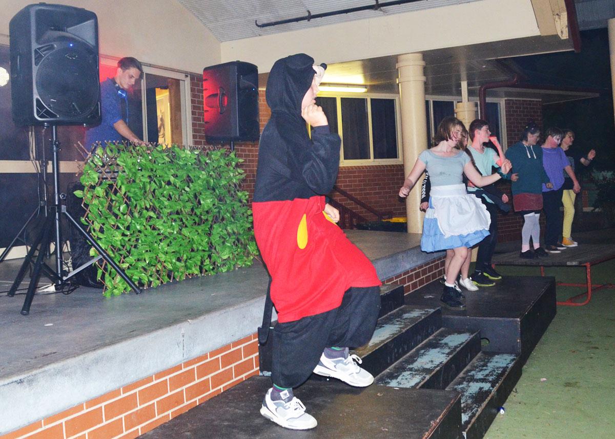 Social-dancing