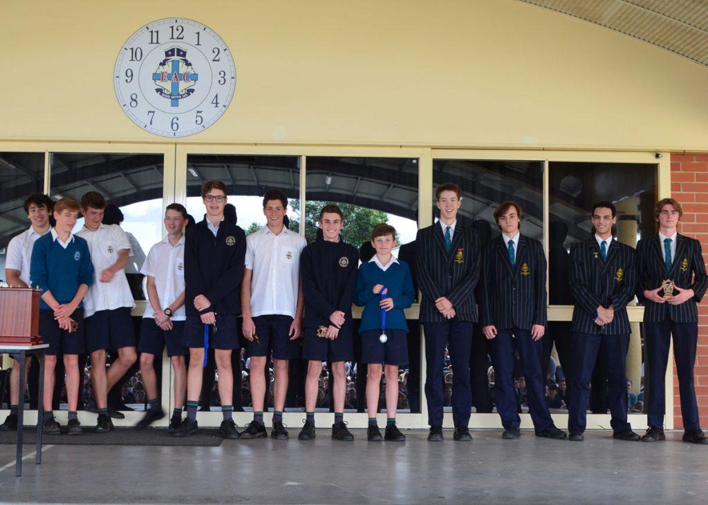 Athletics-Senior-Boys